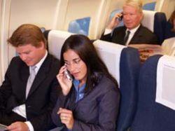 Мобильники в полете: плохая связь за $4,70 в минуту