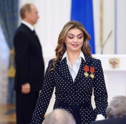 Как создавался слух про Владимира Путина и Алину Кабаеву