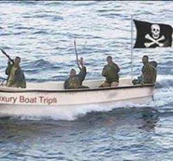Японский танкер смог отбиться от сомалийских пиратов