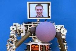 В Америке разработали робота-сиделку