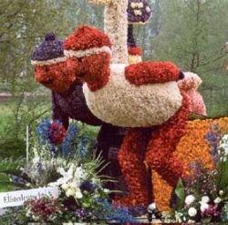 Голландия приглашает туристов на Парад цветов