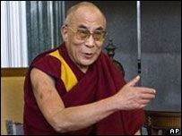Далай-лама стал почетным гражданином Парижа