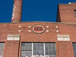 Французские власти запретили Lucky Strike