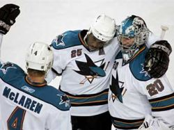 Одним из претендентов на звание лучшего вратаря НХЛ стал россиянин