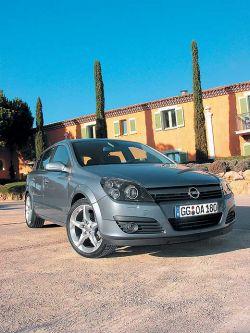 Opel отзывает 47 тысяч автомобилей марки Astra