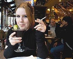 Список вредных привычек россиян