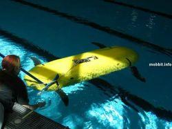 Finnegan – подводный робот-черепеха (видео)