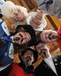 В Германии прошел международный конкурс на самую красивую бороду