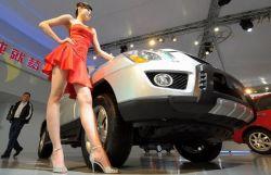 Репортаж с международного автошоу в Пекине (фото)