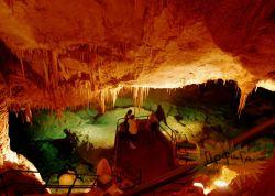 Кристалл Кейв - бермудские пещеры-убийцы (фото)