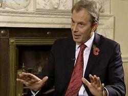 Шансы Тони Блэра стать президентом Европы тают: Лондон, Берлин и Париж отказались от его кандидатуры