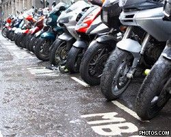 Россияне пересаживаются на мотоциклы