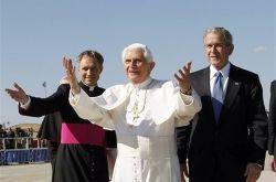 Ватикан: зачем Папа Римский встречался с Николя Саркози и Джорджем Бушем