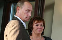 Откровения жены Владимира Путина о самом Путине