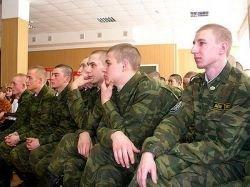 Российская армия выходит в космос