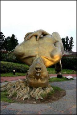 Новые подробности о корейском парке секса (фото)