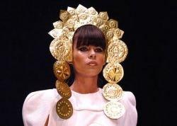 Показ коллекции Etre на Неделе моды в Мексике (фото)
