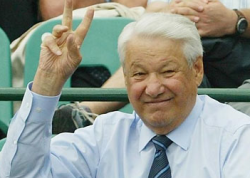 Борис Ельцин как христианско-демократический лидер