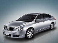 Nissan продемонстрировал второе поколение седана Teana