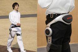 Вспомогательное устройство для ходьбы от Honda