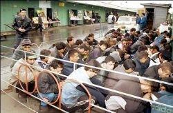 Госдума запретила депортированным нелегалам возвращаться в РФ в течение пяти лет