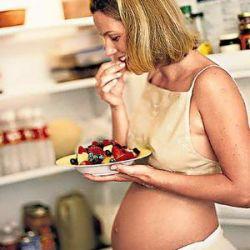 Высококалорийная диета способствует появлению на свет мальчика