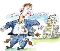 Кредиты и банкроты: где червоточина?
