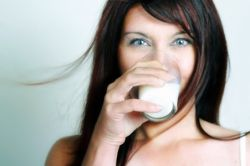 Молочные продукты низкой жирности предотвращают гипертонию