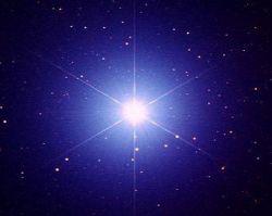 Ученые обнаружили дрейфующую звезду