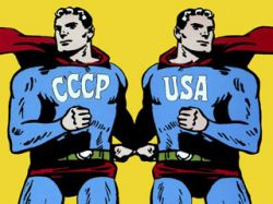 """В Лондоне пройдет выставка \""""Модерн холодной войны\"""" о борьбе между США и СССР при помощи дизайна"""
