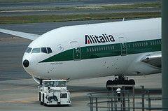 "Спасти Alitalia могут \""Аэрофлот\"" и 300 млн. евро срочного кредита"