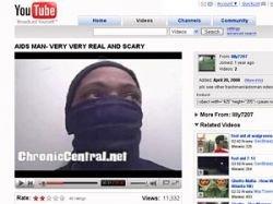 Сумасшедший на YouTube утверждает, что заразил СПИДом 1500 женщин (видео)