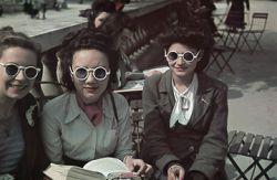 Париж при нацистах. Веселые деньки?