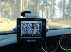 Новая навигационная система предупредит водителя о криминальных районах