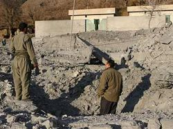 ВВС Турции нанесли удары по базам курдских боевиков на севере Ирака