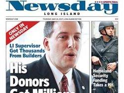 Руперт Мердок покупает таблоид Newsday