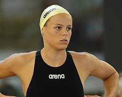 Олимпийская чемпионка по плаванию Лаура Манаду не поплывет двухсотметровку в Пекине