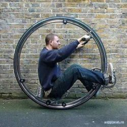 Моноцикл от изобретателя Бена Вилсона (фото)