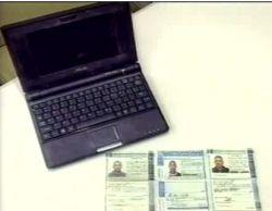 Хакеры ломают бакномат при помощи ASUS Eee PC (видео)
