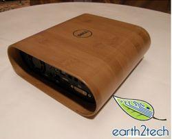 Экологические компьютеры с корпусом из бамбука выпустят компании Dell и ASUSTeK Computer