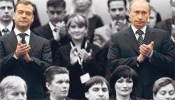 Владимир Путин, уходя, «обанкротил» Кремль