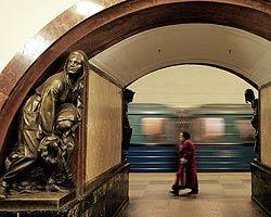 Московский метрополитен уже не лучший в мире