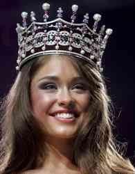 Победительницей конкурса «Мисс Украина» стала племянница помощника киевского мэра (фото)