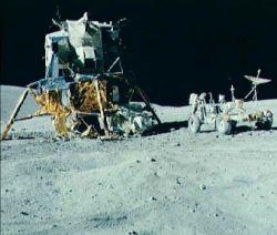 В Китае представлен прототип аппарата для посадки на Луне