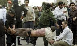 В Иране ввели порку за нарушение правил дорожного движения