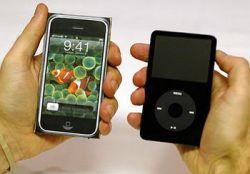 iPhone и iPod стали покупать меньше