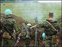 Грузия требует вывода российских миротворцев