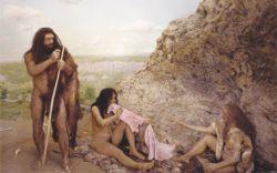 Чем питались неандертальцы?