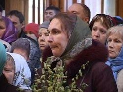 Более четверти россиян не считают себя верующими