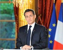 Николя Саркози обещает бойкотировать Олимпиаду всей Европой